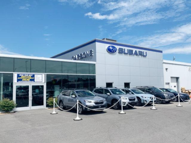 Carbone Subaru of Utica exterior photo